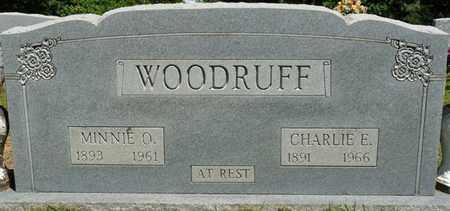 WOODRUFF, MINNIE O - Prentiss County, Mississippi | MINNIE O WOODRUFF - Mississippi Gravestone Photos