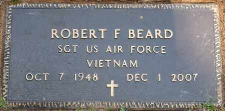 BEARD (VETERAN VIET), ROBERT F (NEW) - Tishomingo County, Mississippi | ROBERT F (NEW) BEARD (VETERAN VIET) - Mississippi Gravestone Photos