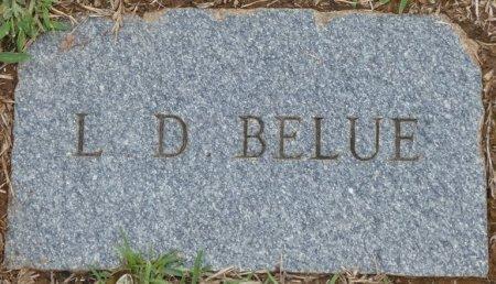 BELUE, L.D. - Tishomingo County, Mississippi | L.D. BELUE - Mississippi Gravestone Photos