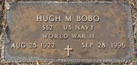 BOBO (VETERAN WWII), HUGH M (NEW) - Tishomingo County, Mississippi   HUGH M (NEW) BOBO (VETERAN WWII) - Mississippi Gravestone Photos
