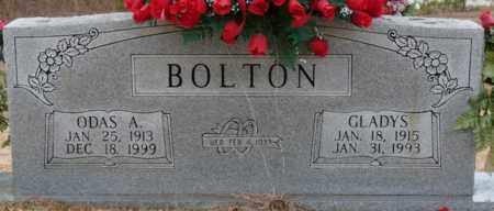 BOLTON, GLADYS - Tishomingo County, Mississippi | GLADYS BOLTON - Mississippi Gravestone Photos