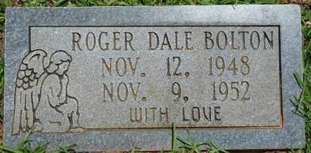 BOLTON, ROGER DALE - Tishomingo County, Mississippi | ROGER DALE BOLTON - Mississippi Gravestone Photos