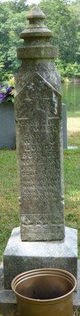 BUTLER, CHARLIE WARD - Tishomingo County, Mississippi | CHARLIE WARD BUTLER - Mississippi Gravestone Photos