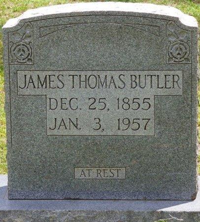 BUTLER, JAMES THOMAS - Tishomingo County, Mississippi | JAMES THOMAS BUTLER - Mississippi Gravestone Photos