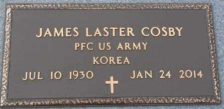 COSBY (VETERAN KOR), JAMES LASTER (NEW) - Tishomingo County, Mississippi | JAMES LASTER (NEW) COSBY (VETERAN KOR) - Mississippi Gravestone Photos