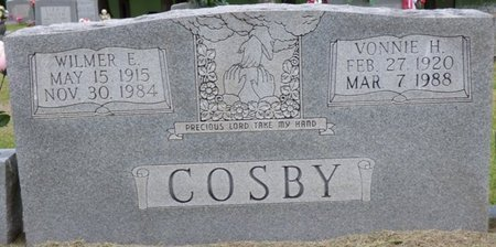 COSBY, WILMER E - Tishomingo County, Mississippi | WILMER E COSBY - Mississippi Gravestone Photos