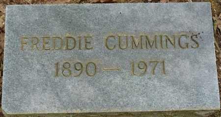 CUMMINGS, FREDDIE - Tishomingo County, Mississippi | FREDDIE CUMMINGS - Mississippi Gravestone Photos