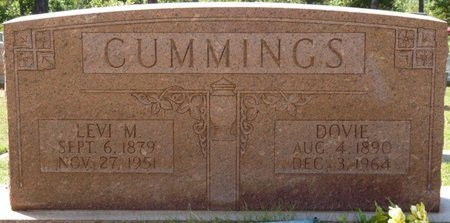 CUMMINGS, DOVIE - Tishomingo County, Mississippi | DOVIE CUMMINGS - Mississippi Gravestone Photos