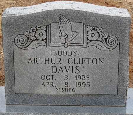 "DAVIS, ARTHUR CLLIFTON ""BUDDY"" - Tishomingo County, Mississippi | ARTHUR CLLIFTON ""BUDDY"" DAVIS - Mississippi Gravestone Photos"