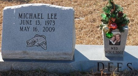 DEES, MICHAEL LEE - Tishomingo County, Mississippi | MICHAEL LEE DEES - Mississippi Gravestone Photos