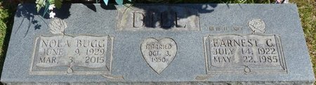 DILL, EARNEST CLARENCE - Tishomingo County, Mississippi | EARNEST CLARENCE DILL - Mississippi Gravestone Photos