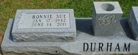 DURHAM, BONNIE SUE - Tishomingo County, Mississippi | BONNIE SUE DURHAM - Mississippi Gravestone Photos
