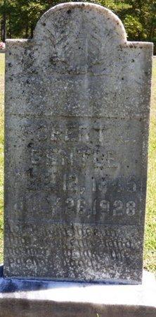 GENTLE, ROBERT J - Tishomingo County, Mississippi | ROBERT J GENTLE - Mississippi Gravestone Photos