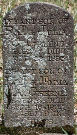 GREENE, INFANT SON - Tishomingo County, Mississippi | INFANT SON GREENE - Mississippi Gravestone Photos