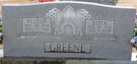 GREENE, NOONAN WELDON - Tishomingo County, Mississippi | NOONAN WELDON GREENE - Mississippi Gravestone Photos