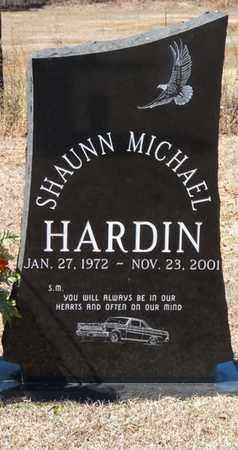 HARDIN, SHAUNN MICHAEL - Tishomingo County, Mississippi | SHAUNN MICHAEL HARDIN - Mississippi Gravestone Photos