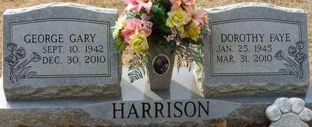HARRISON, DOROTHY FAYE - Tishomingo County, Mississippi   DOROTHY FAYE HARRISON - Mississippi Gravestone Photos
