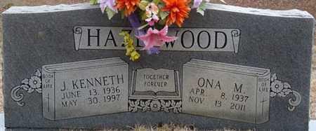 HAZELWOOD, ONA M - Tishomingo County, Mississippi | ONA M HAZELWOOD - Mississippi Gravestone Photos