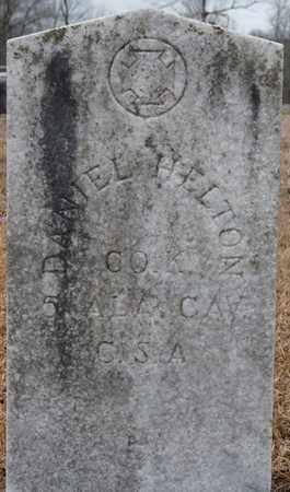 HELTON (VETERAN), DANIEL - Tishomingo County, Mississippi | DANIEL HELTON (VETERAN) - Mississippi Gravestone Photos