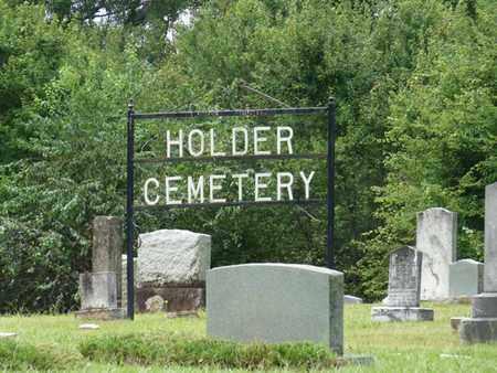 *HOLDER, CEMETERY - Tishomingo County, Mississippi | CEMETERY *HOLDER - Mississippi Gravestone Photos