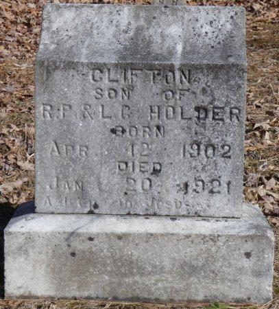 HOLDER, GUY CLIFTON - Tishomingo County, Mississippi | GUY CLIFTON HOLDER - Mississippi Gravestone Photos