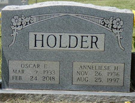 HOLDER, OSCAR ELAM - Tishomingo County, Mississippi | OSCAR ELAM HOLDER - Mississippi Gravestone Photos