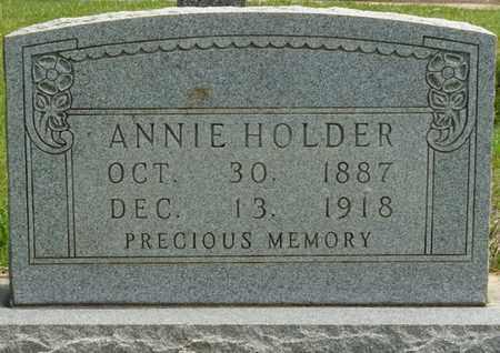 SKELTON HOLDER, RACHEL ANNIE - Tishomingo County, Mississippi   RACHEL ANNIE SKELTON HOLDER - Mississippi Gravestone Photos