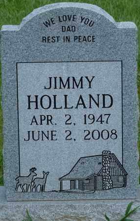 HOLLAND, JIMMY - Tishomingo County, Mississippi   JIMMY HOLLAND - Mississippi Gravestone Photos