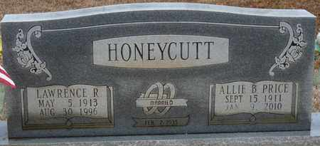 HONEYCUTT, LAWRENCE R - Tishomingo County, Mississippi | LAWRENCE R HONEYCUTT - Mississippi Gravestone Photos