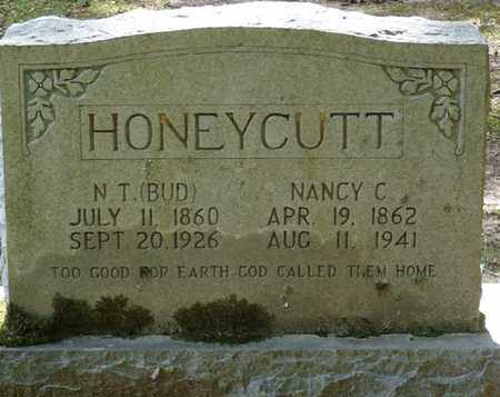 "HONEYCUTT, NANCY C. ""NANNIE"" - Tishomingo County, Mississippi   NANCY C. ""NANNIE"" HONEYCUTT - Mississippi Gravestone Photos"