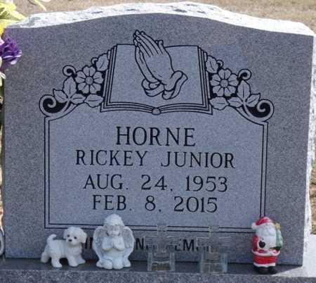HORNE, RICKEY - Tishomingo County, Mississippi   RICKEY HORNE - Mississippi Gravestone Photos