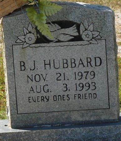HUBBARD, B.J. - Tishomingo County, Mississippi | B.J. HUBBARD - Mississippi Gravestone Photos