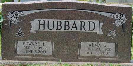 HUBBARD, EDWARD L - Tishomingo County, Mississippi   EDWARD L HUBBARD - Mississippi Gravestone Photos