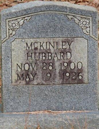 HUBBARD, MCKINLEY - Tishomingo County, Mississippi   MCKINLEY HUBBARD - Mississippi Gravestone Photos