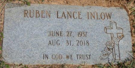INLOW, RUBEN LANCE - Tishomingo County, Mississippi | RUBEN LANCE INLOW - Mississippi Gravestone Photos