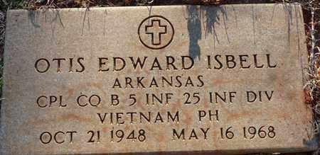 ISBELL (VETERAN VIETNAM), OTIS EDWARD - Tishomingo County, Mississippi | OTIS EDWARD ISBELL (VETERAN VIETNAM) - Mississippi Gravestone Photos