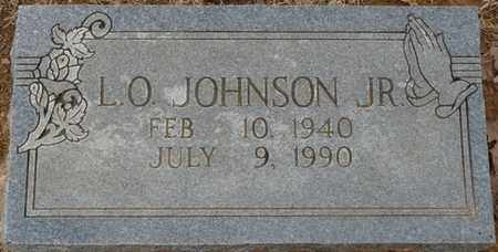 JOHNSON JR., L.O. - Tishomingo County, Mississippi | L.O. JOHNSON JR. - Mississippi Gravestone Photos
