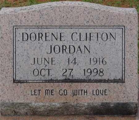 JORDAN, DORENE - Tishomingo County, Mississippi | DORENE JORDAN - Mississippi Gravestone Photos