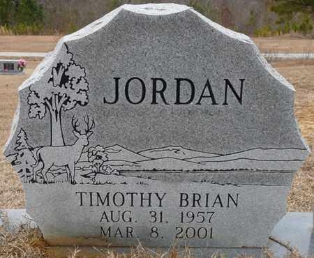 JORDAN, TIMOTHY BRIAN - Tishomingo County, Mississippi | TIMOTHY BRIAN JORDAN - Mississippi Gravestone Photos