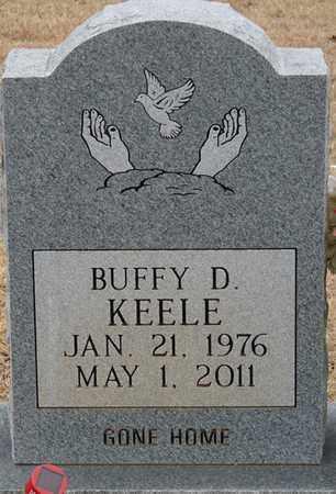 KEELE, BUFFY D - Tishomingo County, Mississippi   BUFFY D KEELE - Mississippi Gravestone Photos