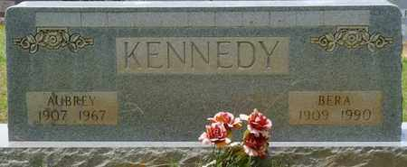 KENNEDY, AUBREY BURTON - Tishomingo County, Mississippi | AUBREY BURTON KENNEDY - Mississippi Gravestone Photos