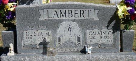 LAMBERT, CLISTA - Tishomingo County, Mississippi | CLISTA LAMBERT - Mississippi Gravestone Photos