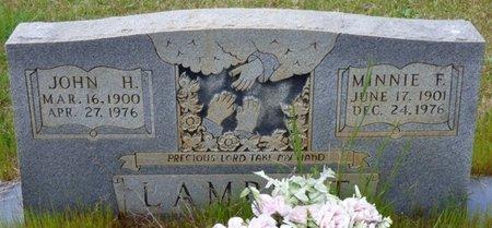 LAMBERT, JOHN H - Tishomingo County, Mississippi | JOHN H LAMBERT - Mississippi Gravestone Photos