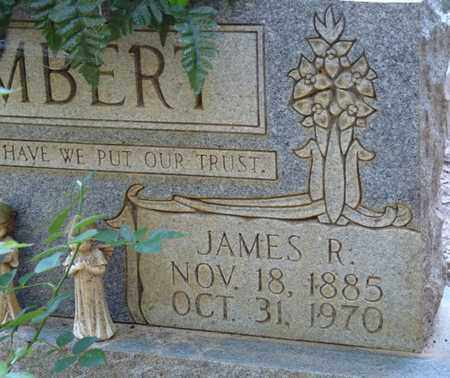 LAMBERT, JAMES R - Tishomingo County, Mississippi | JAMES R LAMBERT - Mississippi Gravestone Photos