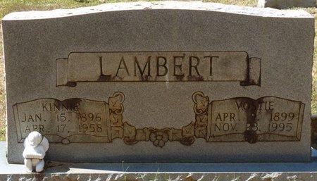 LAMBERT, VOSTIE - Tishomingo County, Mississippi | VOSTIE LAMBERT - Mississippi Gravestone Photos