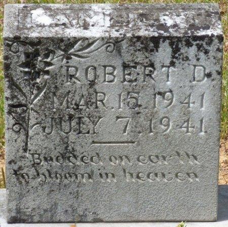 LAMBERT, ROBERT D - Tishomingo County, Mississippi | ROBERT D LAMBERT - Mississippi Gravestone Photos