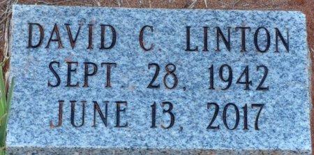 LINTON, DAVID C - Tishomingo County, Mississippi | DAVID C LINTON - Mississippi Gravestone Photos
