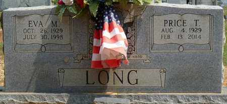 LONG, EVA M - Tishomingo County, Mississippi | EVA M LONG - Mississippi Gravestone Photos