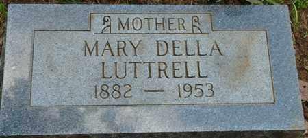 LUTTRELL, MARY DELLA - Tishomingo County, Mississippi | MARY DELLA LUTTRELL - Mississippi Gravestone Photos