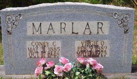 MARLAR, CONEY COLEMAN - Tishomingo County, Mississippi | CONEY COLEMAN MARLAR - Mississippi Gravestone Photos